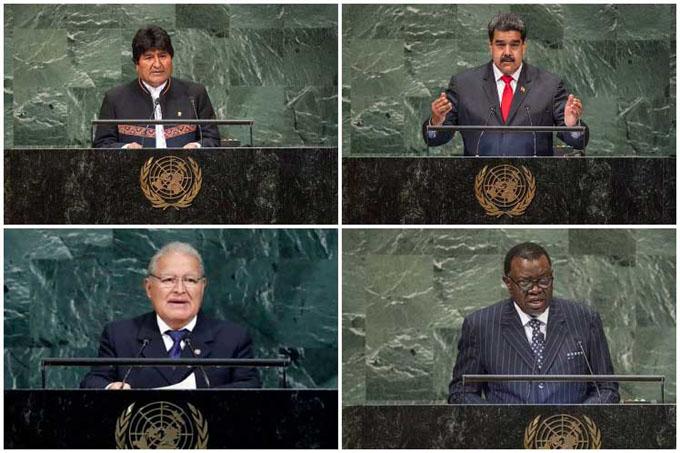 Países del mundo condenan bloqueo a Cuba en debate general de ONU