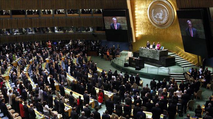 Presidente cubano alerta en ONU sobre consecuencias del capitalismo