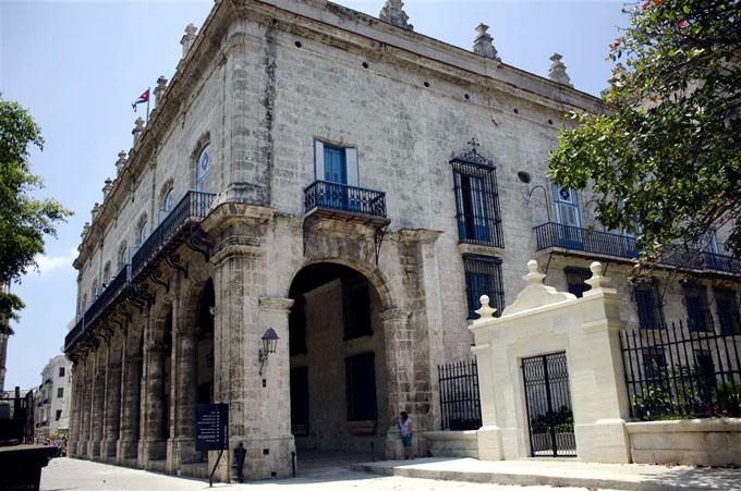 Los antiguos palacios más atractivos de Cuba y el turismo