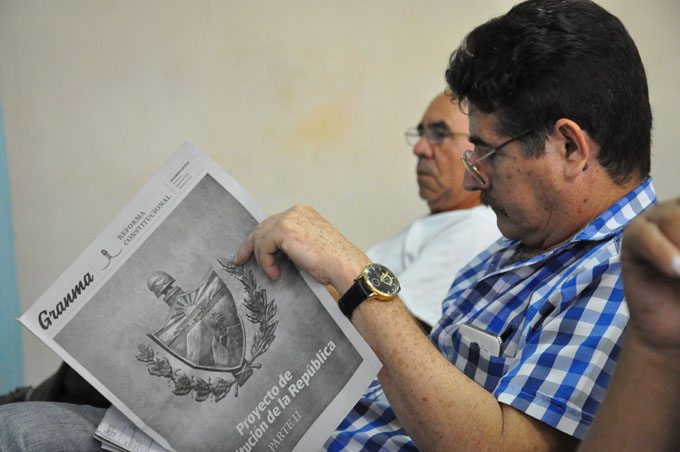 Cuba apuesta por modernizar su legislación