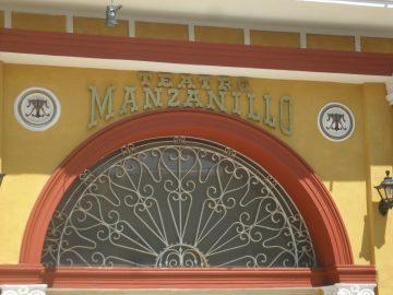La Glorieta y el Teatro Manzanillo: joyas arquitectónicas y patrimoniales  (+ fotos)