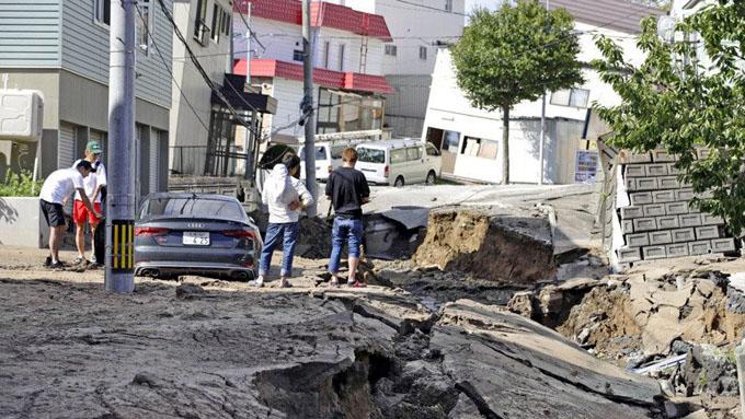 Terremoto en Japón deja al menos siete muertos (+ video)