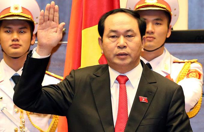 Gran pérdida para Vietnam, muere el presidente Tran Dai Quang