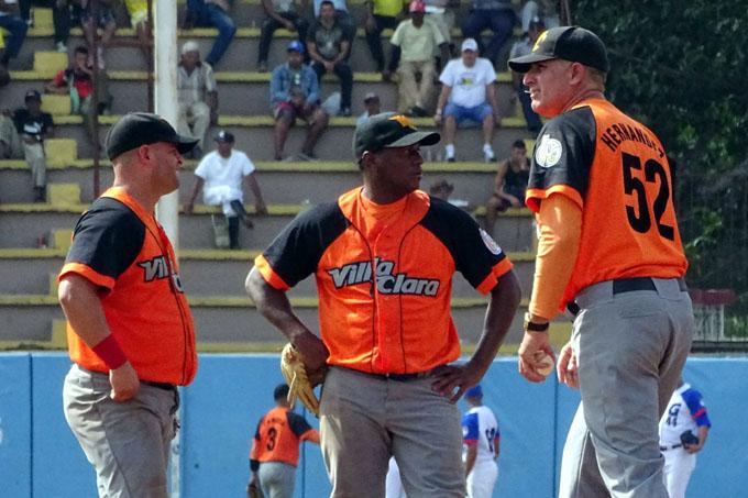 Villa Clara por extender racha de triunfos en el béisbol cubano