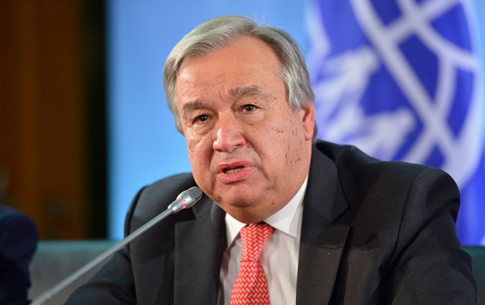 Necesitamos un compromiso renovado con la ONU, reclama Guterres