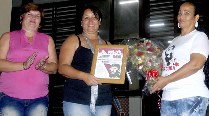 Recibirán municipios granmenses condición de vanguardias nacionales de los CDR