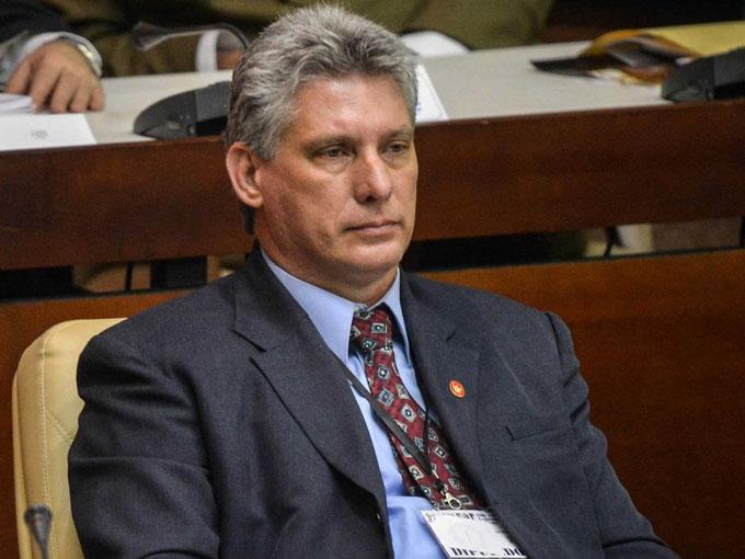 Asiste Díaz-Canel a encuentro de presidentes de gobiernos provinciales