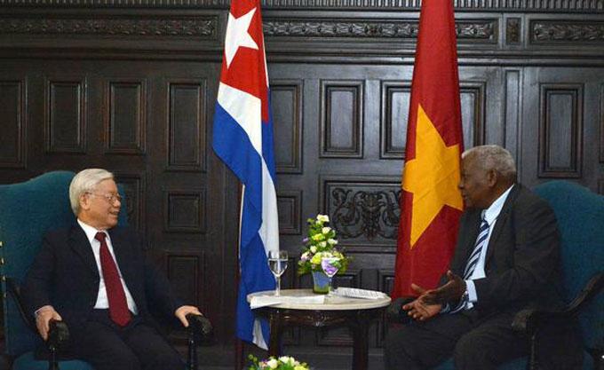 Cuba y Vietnam, en el camino de fortalecer sus relaciones económicas