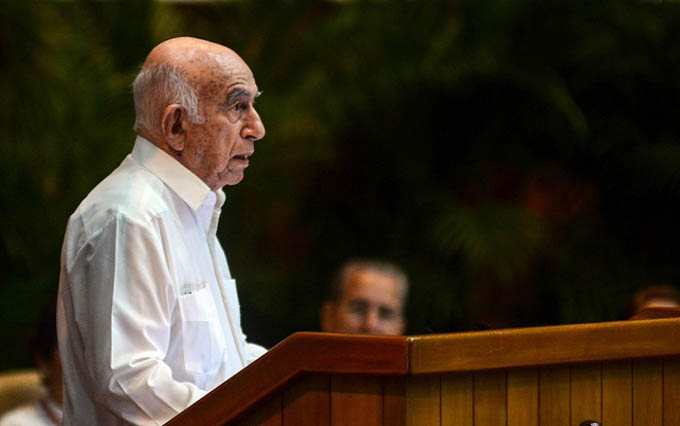 Destacan labor de mayor organización vecinal de Cuba