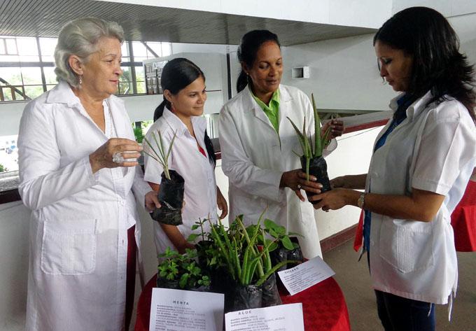 Medicina natural y tradicional a debate científico en Cuba