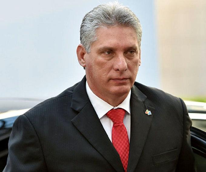 Díaz-Canel alzará voz de Cuba en Asamblea General de Naciones Unidas
