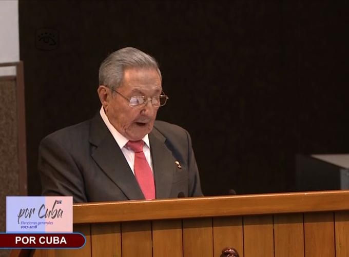 Asiste Raúl a clausura del IX Congreso de los CDR