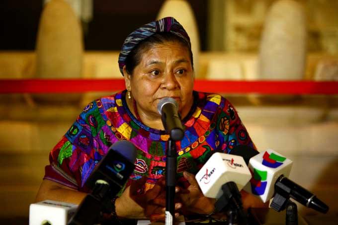 Rigoberta Menchú abrirá foro de paz de Asamblea General de la ONU