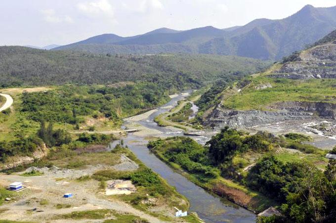Trasvase: puntal estratégico para el desarrollo económico y social del oriente cubano