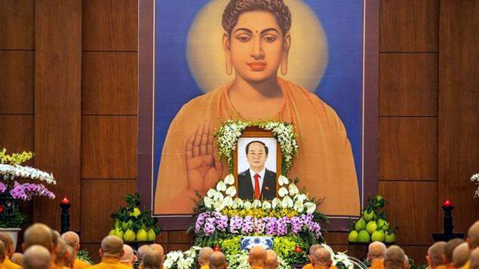 Duelo en Vietnam: funerales de extinto presidente Quang