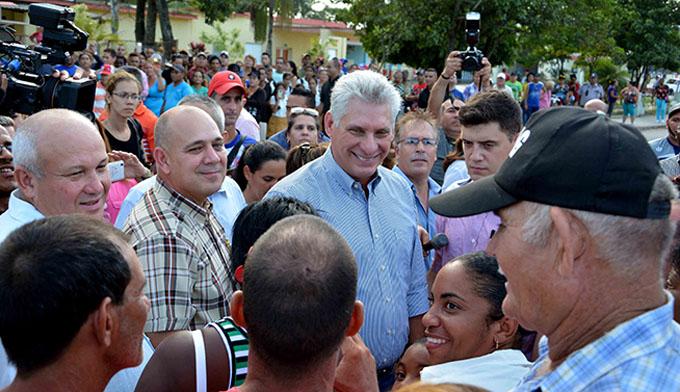 Concluyó en Camagüey visita gubernamental presidida por Miguel Díaz-Canel (+ videos)