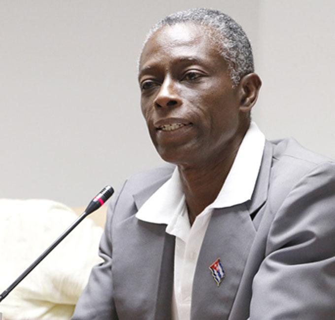 Roberto León Richards, nuevo presidente del Comité Olímpico Cubano
