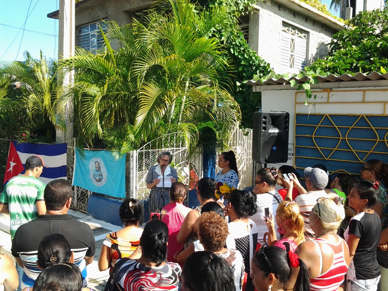 Eligen delegada directa de Granma al X Congreso de mujeres cubanas