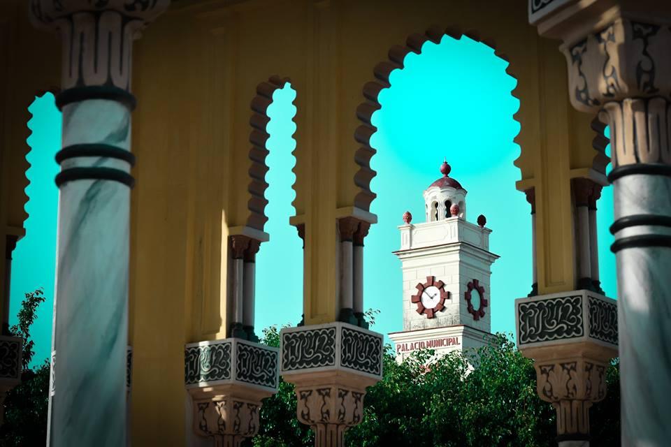 Eterno amor a un símbolo arquitectónico