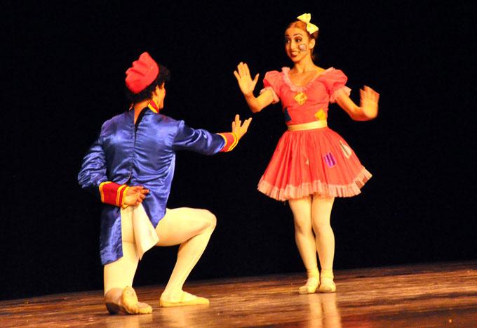 Presente Ballet de Camagüey en Fiesta de la Cubanía (+ fotos)