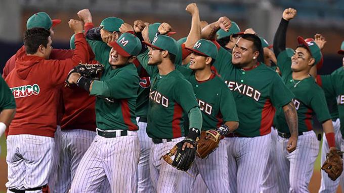 México celebra su corona en mundial de béisbol sub23