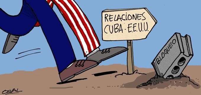 Presidente de Cuba: bloqueo EE.UU. genera penurias al pueblo