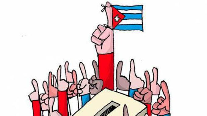 Cubanos en África Austral concluyen debates nueva Constitución