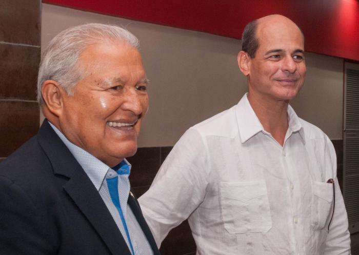 Presidente de Cuba ratifica apoyo a El Salvador
