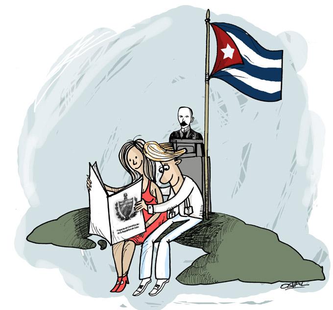 Nueva Constitución traerá cambios en normas jurídicas de Cuba