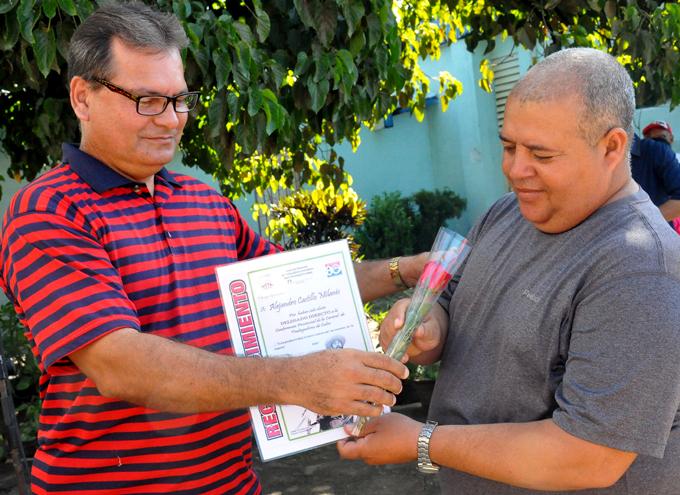 Reconocen a UEB Derivados y sus trabajadores en Granma