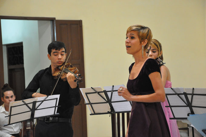 Sesionará Segundo Encuentro de Música Antigua