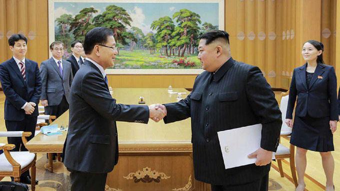 Ambas Coreas analizarán implementación de acuerdos de Pyongyang-2018