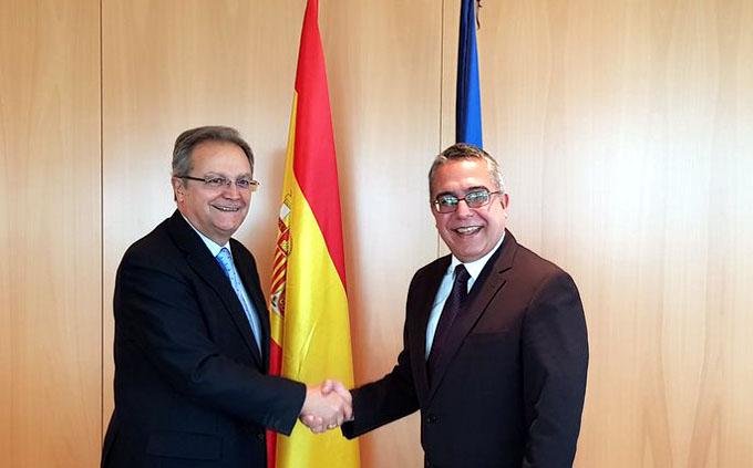 España y Cuba por dinamizar relaciones en todos los ámbitos (+ fotos)