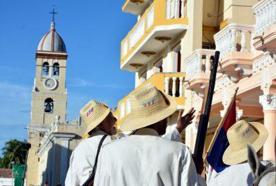 Fiesta de la Cubanía inicia con vítores al Padre de la Patria (+ fotos y videos)