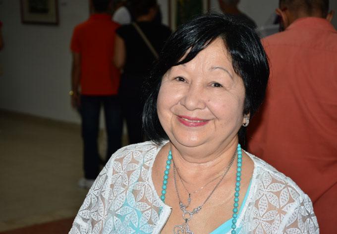 Flora Fong García:  Apego a la identidad y a la cubanía