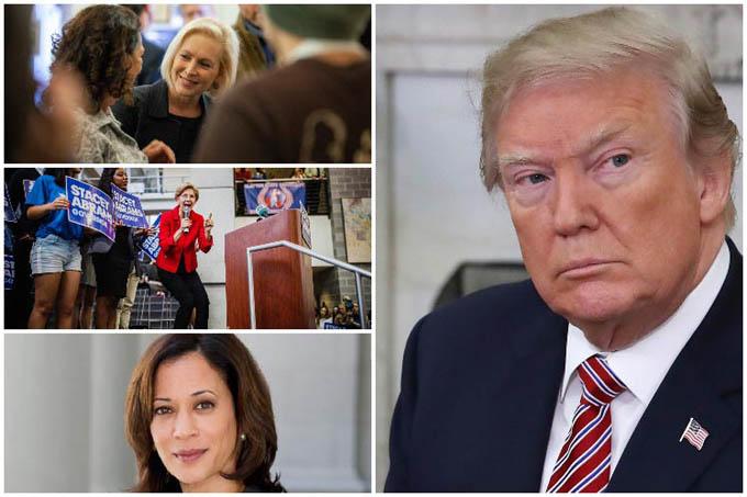 EE.UU.: también en 2020, ¿otra demócrata desafiará a Trump?
