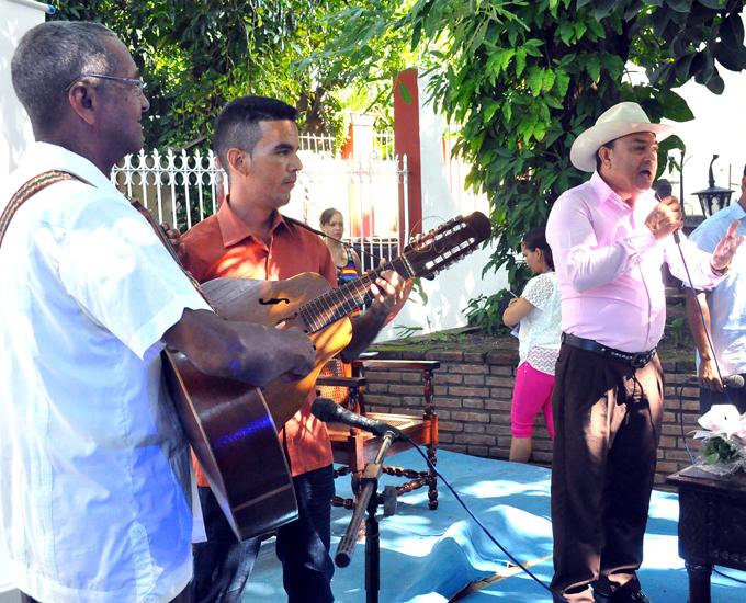 El punto guajiro, inseparable acompañante del cubano