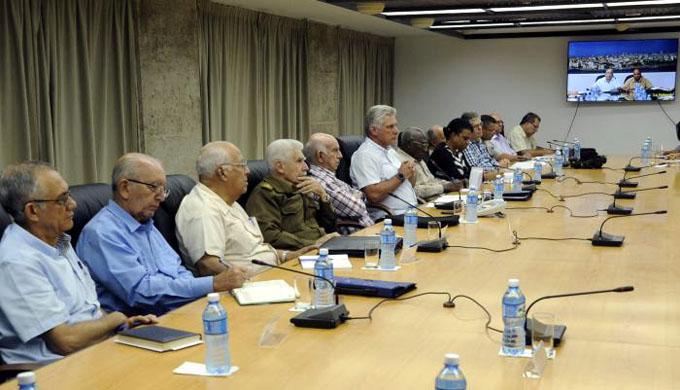 Evalúa Gobierno medidas en el occidente del país ante actual situación climatológica (+ videos)