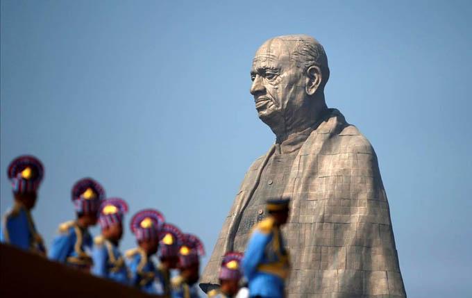 India inaugura estatua más alta del mundo