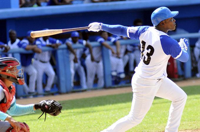 Completado sexteto a etapa élite de béisbol cubano