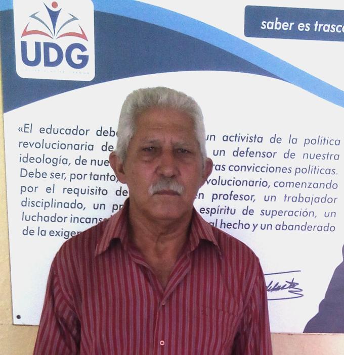 Otorgan premio José María Izaguirre a profesor de la Universidad de Granma