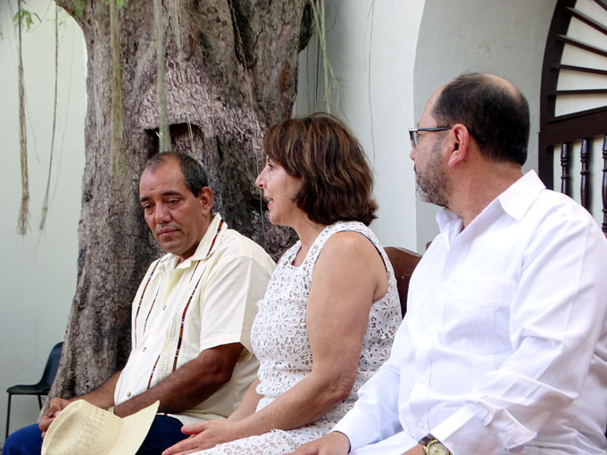 El premio es un punto de partida, dice Ludín Fonseca (+ videos)