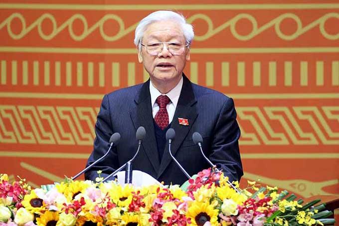 Máximo líder de Partido Comunista de Vietnam candidato a presidente