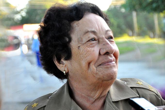 Diputada cubana llama a solidaridad de parlamentos contra el bloqueo