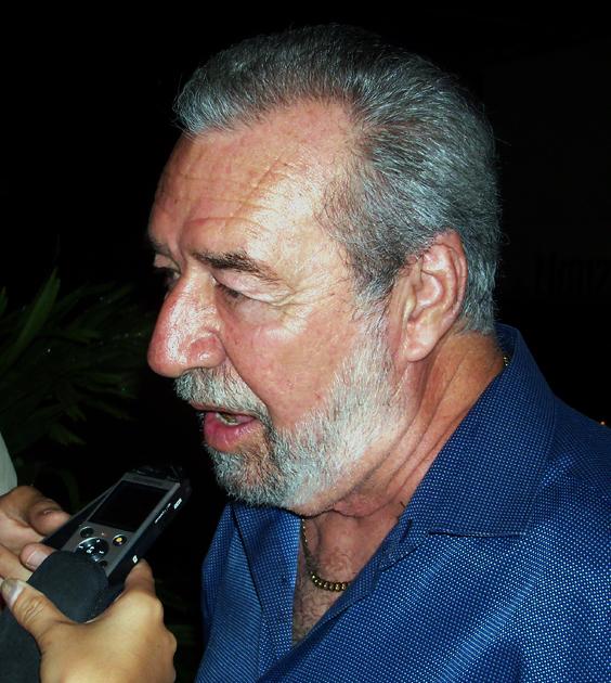 Cantar a la Revolución es cantarle a Cuba, dice Pachy Naranjo (+ audios)