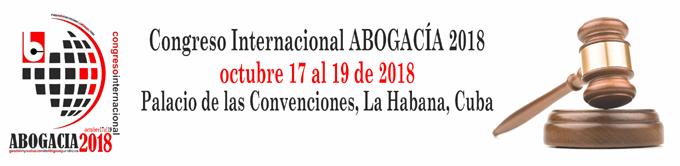 Comienza en Cuba Congreso Internacional Abogacía 2018