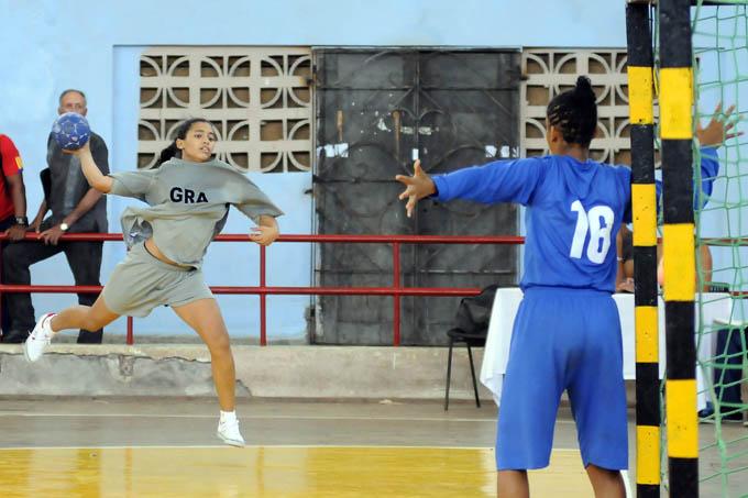 Comienza hoy en Bayamo Liga Nacional de Balonmano Femenino