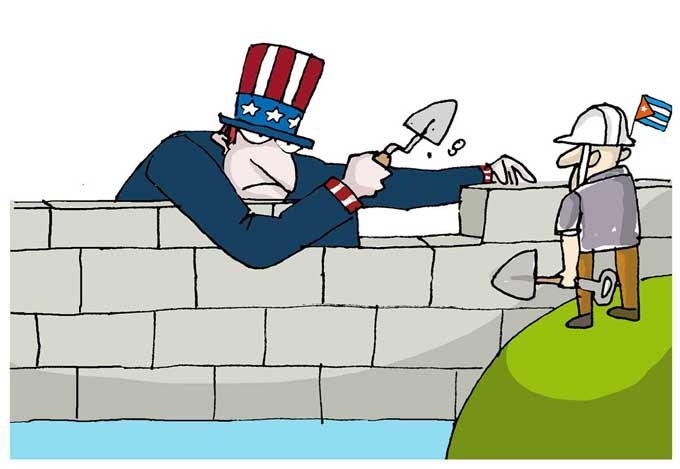 Sociedad civil de Cuba ratificará condena al bloqueo económico de EE.UU.