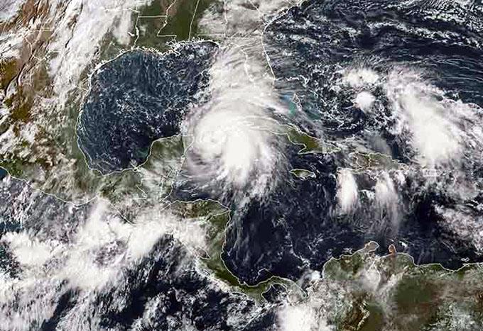 Decretan en Cuba fase de alerta ciclónica ante huracán Michael (+ videos)