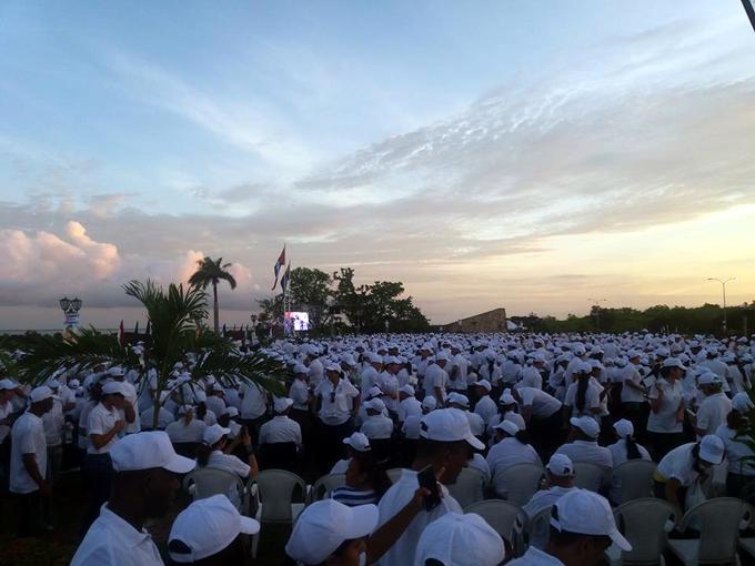 Cubanos de hoy: Nuestro lema es y será siempre ¡Independencia o Muerte! (+ fotos, audio y videos)